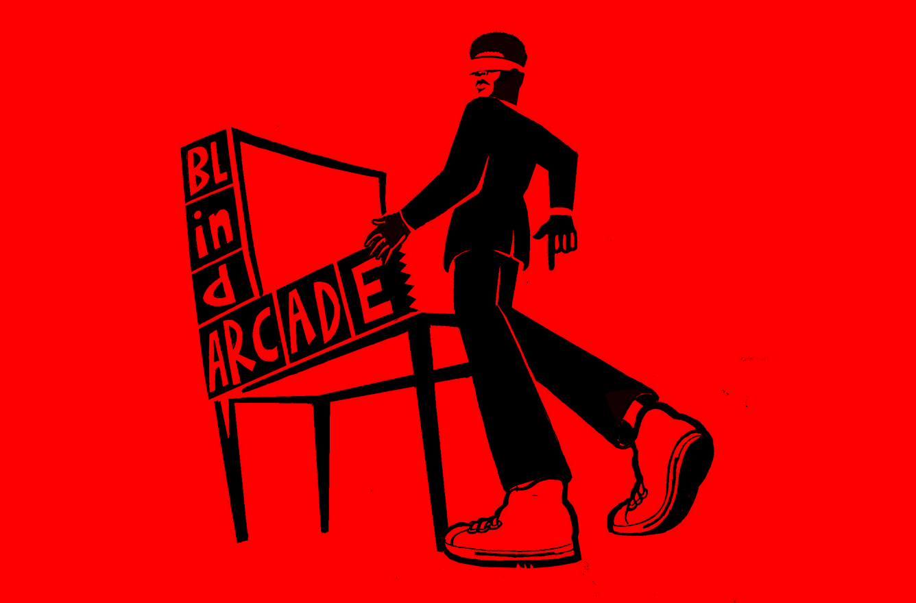 Blind Arcade 01 [Warp]