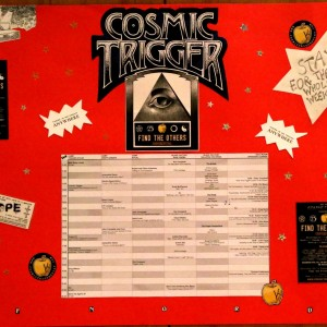 Cosmic Trigger Weekend
