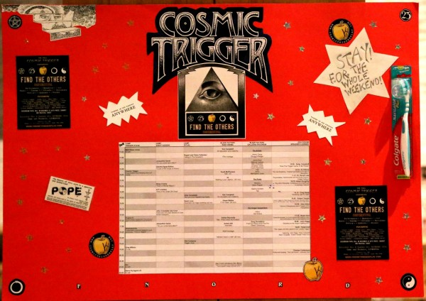 Cosmic-Trigger-Poster-Photo-By-Elspeth-Moore
