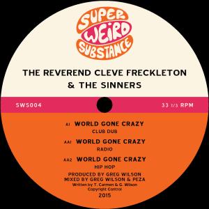 SWS004 | World Gone Crazy