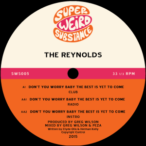 SWS005 | Don't You Worry Baby The Best Is Yet To Come