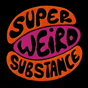 SWSCD001 | Greg Wilson Presents Super Weird Substance