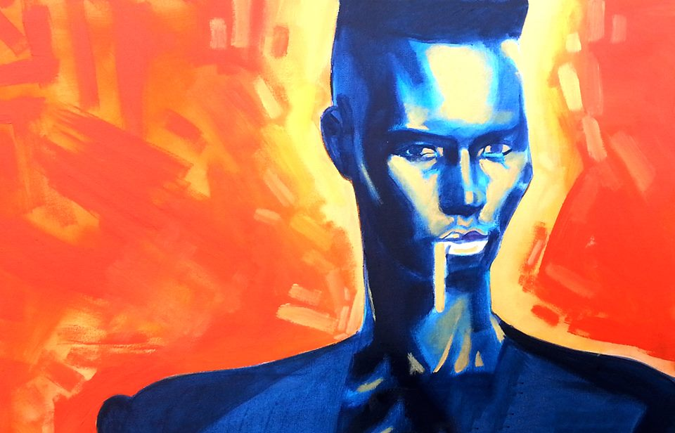 Marcus Raynal Hislop - Grace Jones