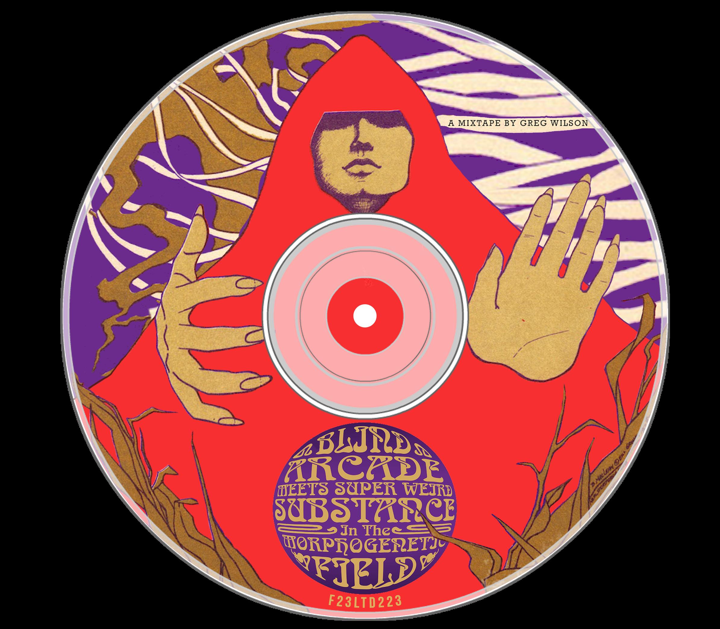 SWS CD Label