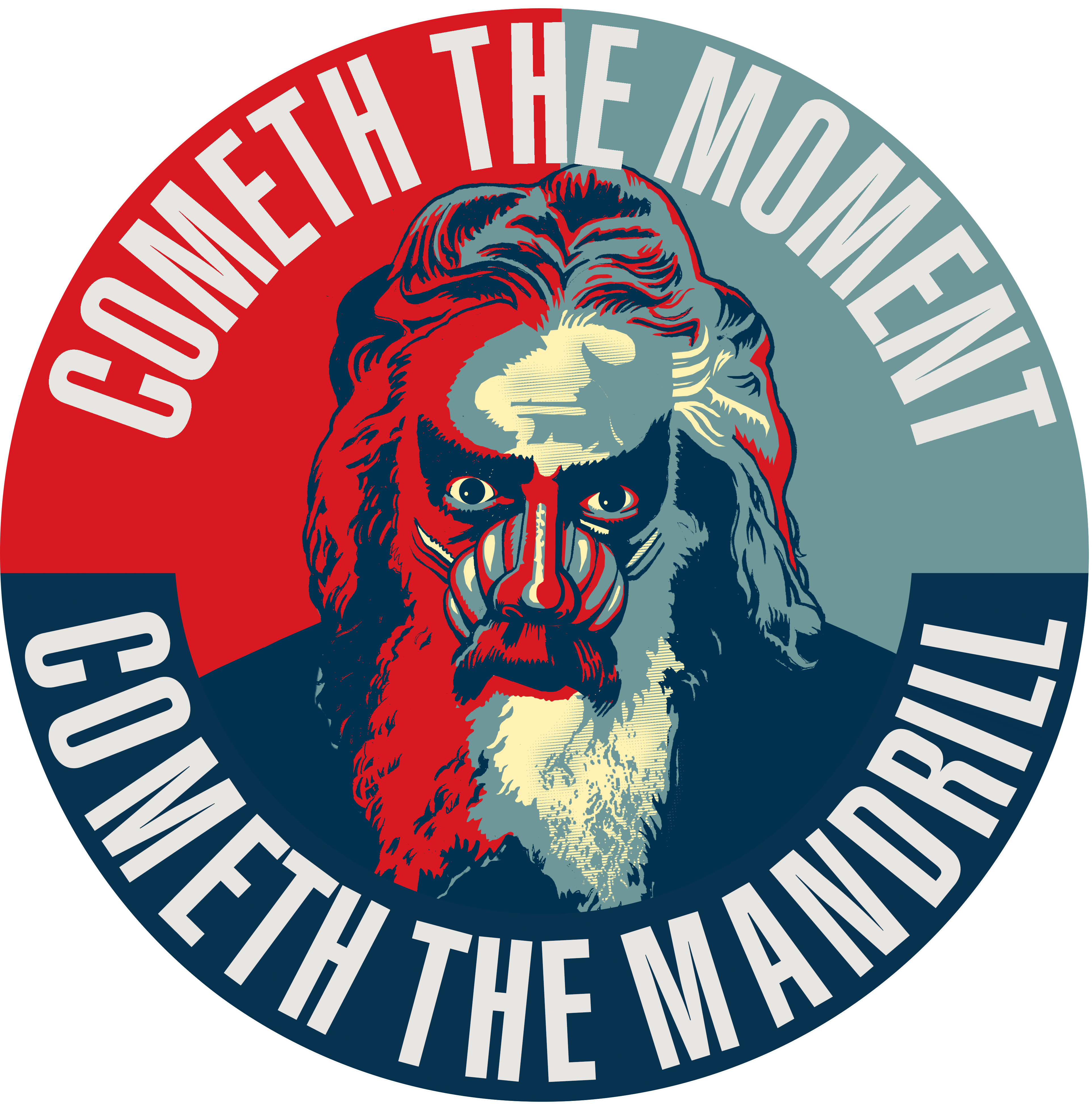 Cometh The Mandrill