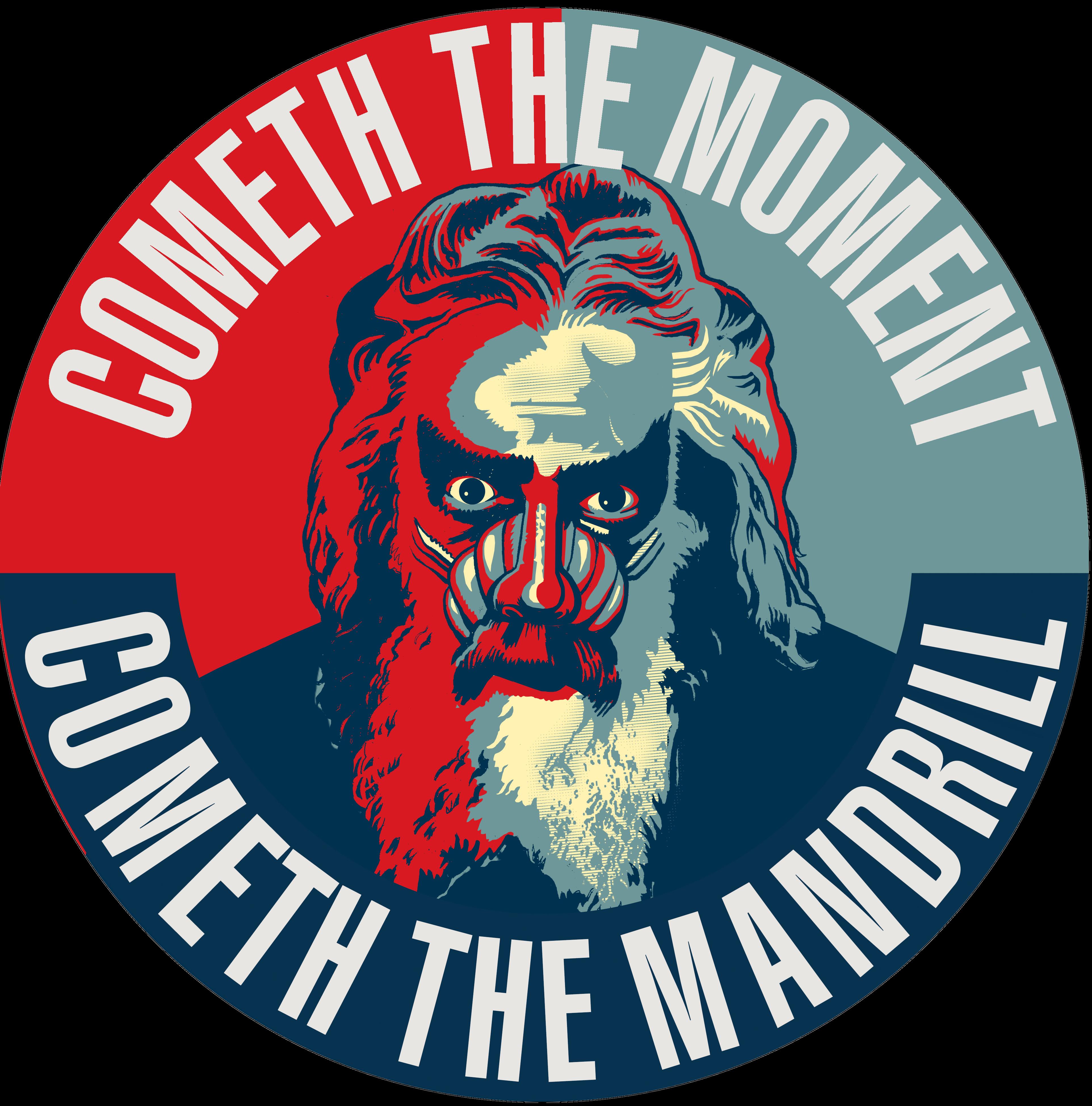 Cometh The Mandrill