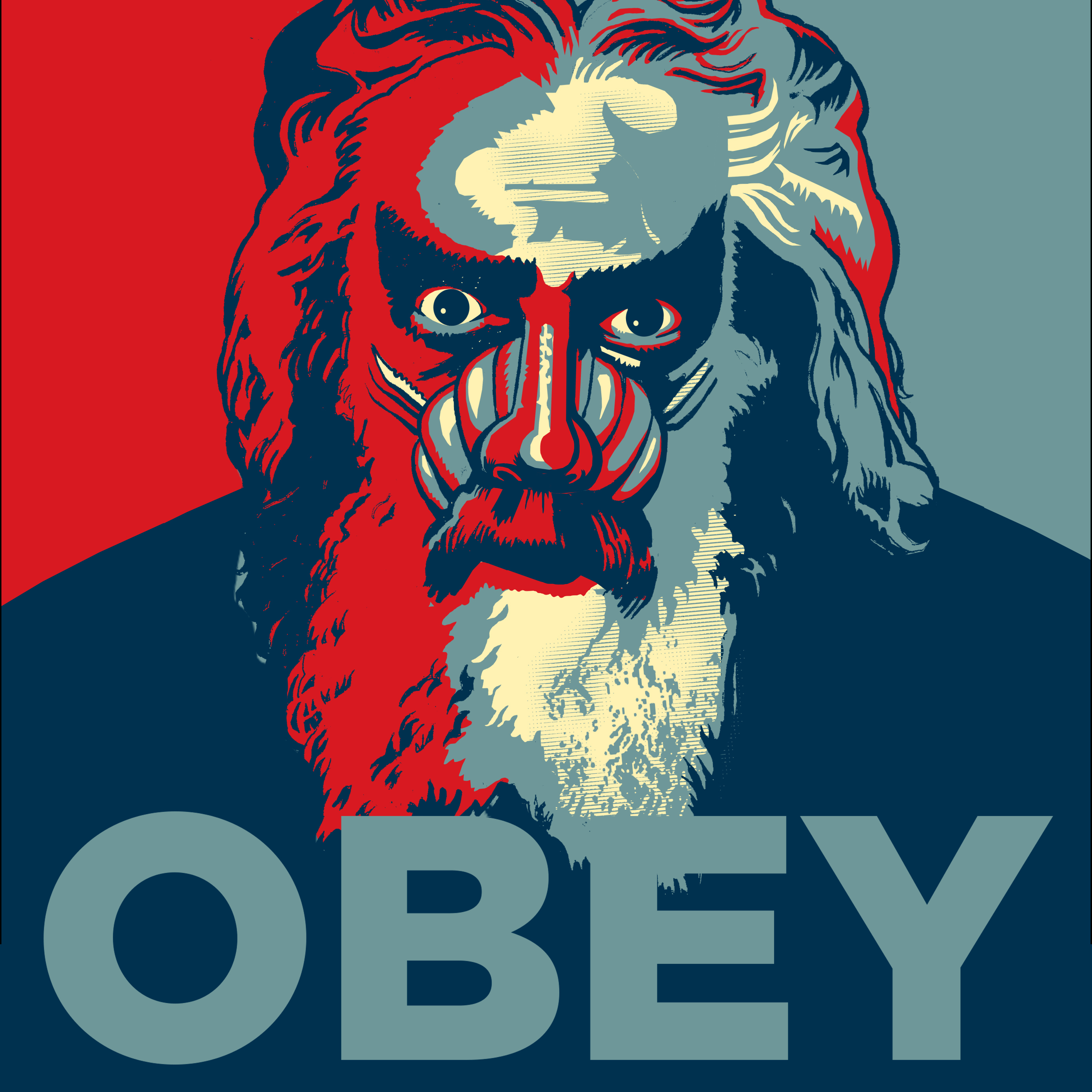 Obey The Mandrill