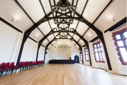 Florrie - Main Hall
