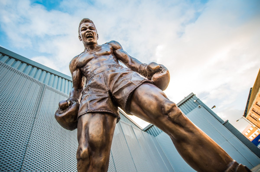 Andy Edwards - Muhammad Ali