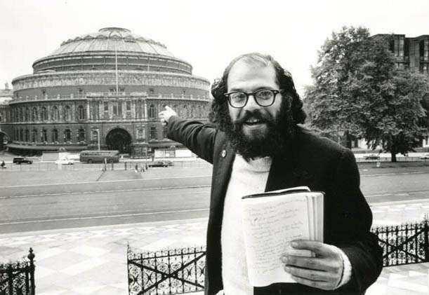 Allen Ginsberg 1965