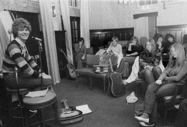 David Bowie, Beckenham