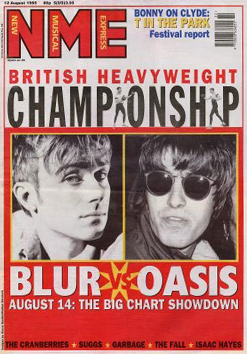 NME Britpop