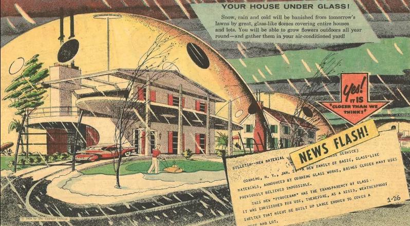 1950s Futurism