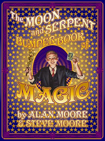 The Moon And Serpant Bumper Book of Magic
