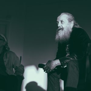 Alan Moore & Youth In Conversation
